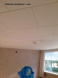 verwijderen-plafonds-voor-schoonmaken